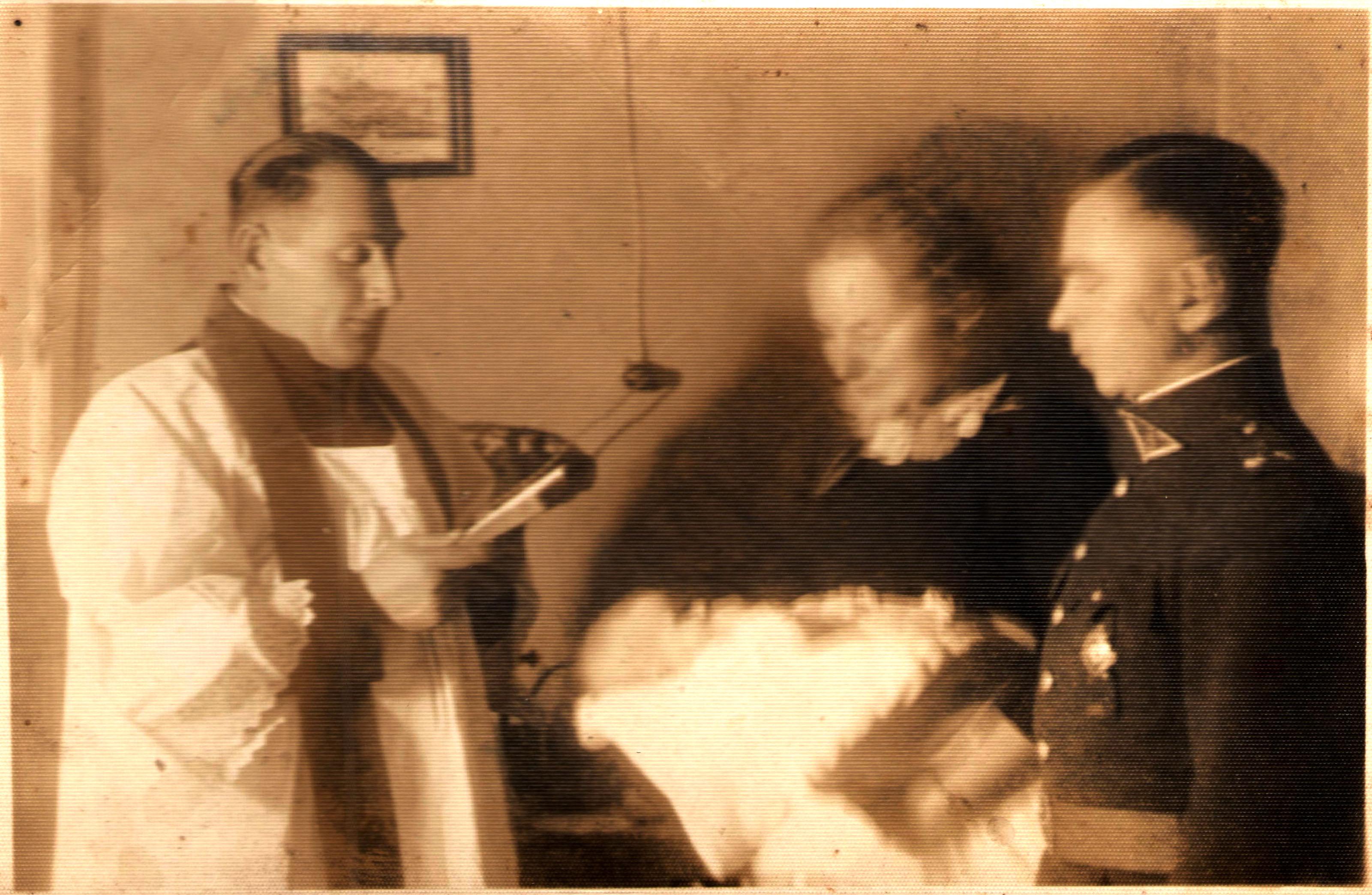 Ritutės krikštynos.2 1938 m