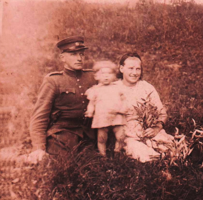 Felikso Noreikos šeima