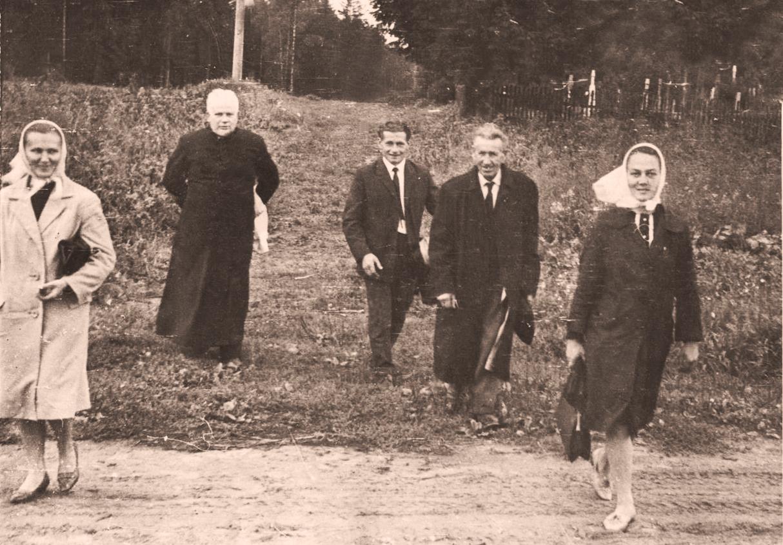 Kusas su parapijiečiais1