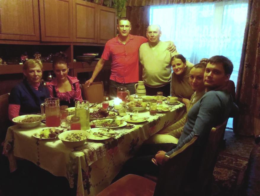 Noreikai Genutė šeima